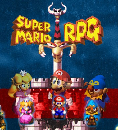 Super Mario Rpg – Legend Of The Seven Stars game