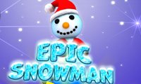 Epic Snowman game