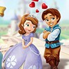 Sofia The First Kissing game