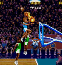 Nba Jam Tournament Edition game
