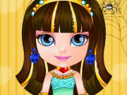 Baby Barbie Monster Costumes game