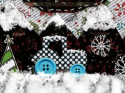 play Cotton Flakes Tractor