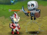 play League Of Ultraman