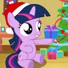 play Mlp Twilight Sparkle Christmas Day
