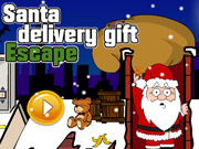 Santa Delivery Gift Escape game