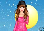 play Barbie Winter Fashionista Dress Up