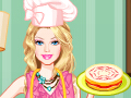 play Barbie Chef Princess Dress Up