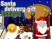 play Santa Delivery Gift Escape