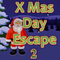 play Wow Xmas Day Escape 2