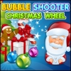 play Bubble Shooter Christmas Wheel