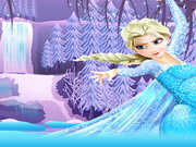play Frozen Christmas Tree Clean And Decor