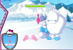 play Abbey Snow Monster