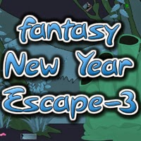play Wow Fantasy New Year Escape 3