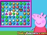 play Peppa Pig Bejeweled