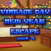play Bigescapegames Vintage Day New Year Escape-4