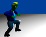 play Idle Zombie Spitter