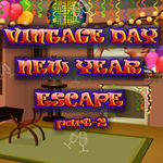 play Vintage Day New Year Escape 2
