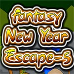 play Wow Fantasy New Year Escape 5