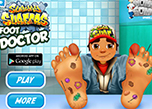 play Subway Surfers Foot Doctor