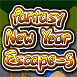 play Fantasy New Year Escape-5