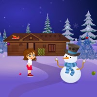 play Christmas Day Escape