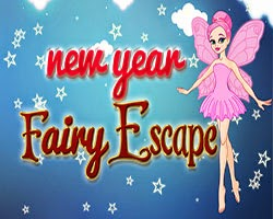play Games2Jolly New Year Fairy Escape