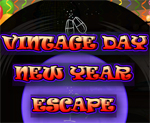 play Bigescapegames Vintage Day New Year Escape