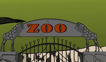 play Escape From Zoo With Sunglass