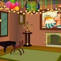 play Vintage Day New Year Escape 1