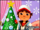 play Subway Surfers Christmas