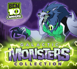 Galactic Monsters Collection game