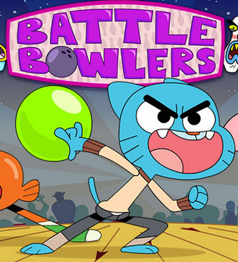 play Battle Bowlers – The Amazing World Of Gumball