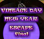 play Vintage Day New Year Escape 6: Final