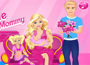 play Barbie Becomes Mommy