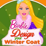 play Barbie Design Your Winter Coat