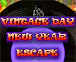 play Vintage Day New Year Escape
