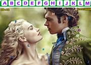 play New Cinderella Hidden Alphabets