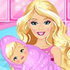 play Play Barbie Becomes Mommy