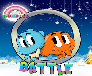 play Gumball Battle