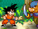 play Dragon Ball Z Fierce Fighting