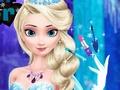 Elsa Stylish Makeover