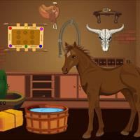 play Cowboy House Escape