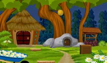 play Daisies Forest Treasure Escape
