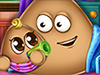 Pou Has A Baby game