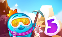 Back To Candyland 5: Choco Mountain game