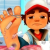 play Subway Surfer Foot Doctor