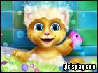 Baby Ginger Bath
