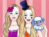 Barbie Puppet Princess