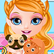 Baby Barbie Pet Hospital game