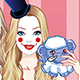 Barbie Puppet Princess game
